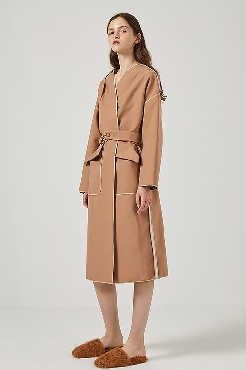 Choose Party | Bionda Trench Coat