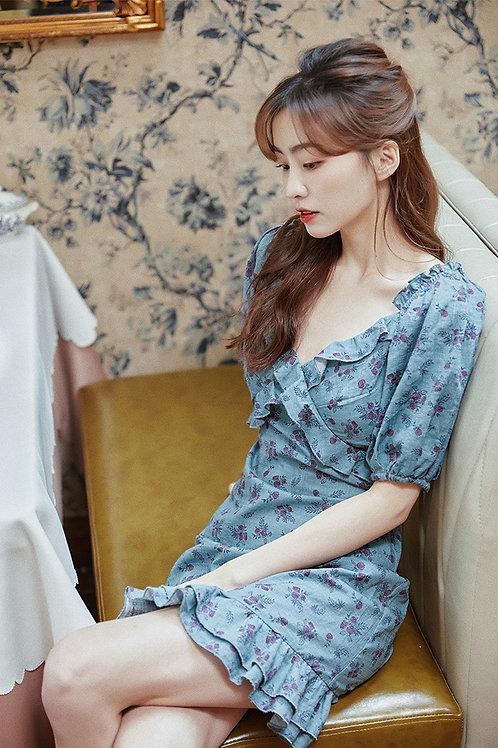 Molifusu | Blueberry Dress