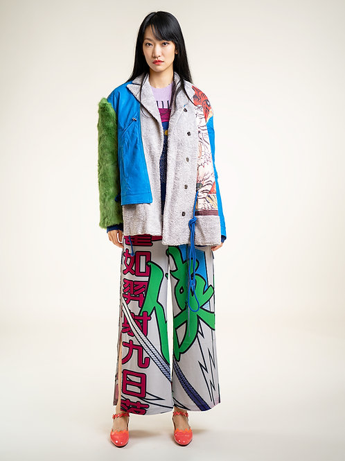 Mukzin    Puppet Jacket