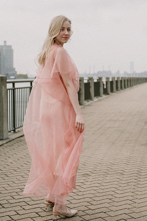Ecru Emissary | Alphonsine Midi Dress