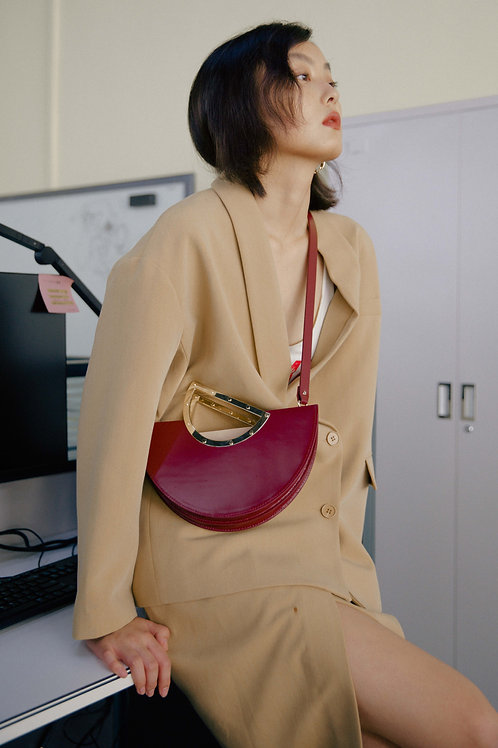 Kitayama | Marron Ella Purse