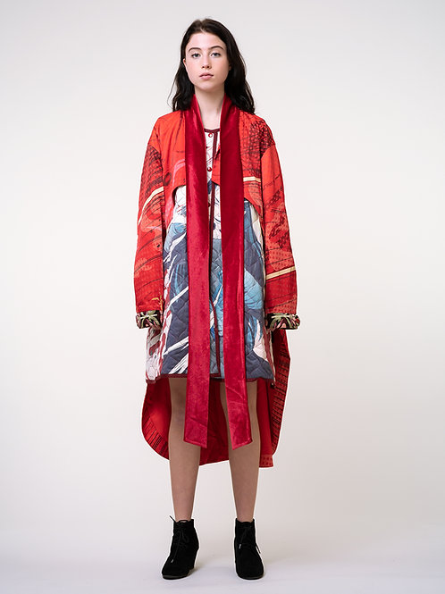 Mukzin   Tai Chi Coat