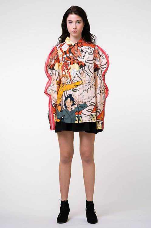 Mukzin | Heroes of the Marshes Blouse