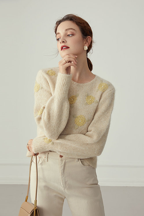 FANSILANEN | Marigold Sweater