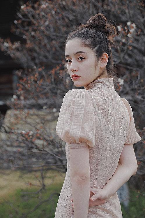 MoliFusu | Cherry Blossom Dress