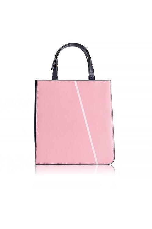 Incomplete | Candy Pink Square Handbag