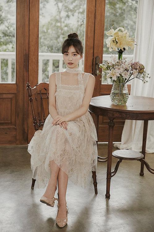 MOLIFUSU | Jasminum Lace Dress