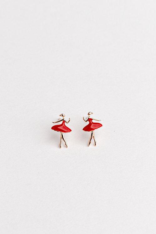 Dancing Earrings