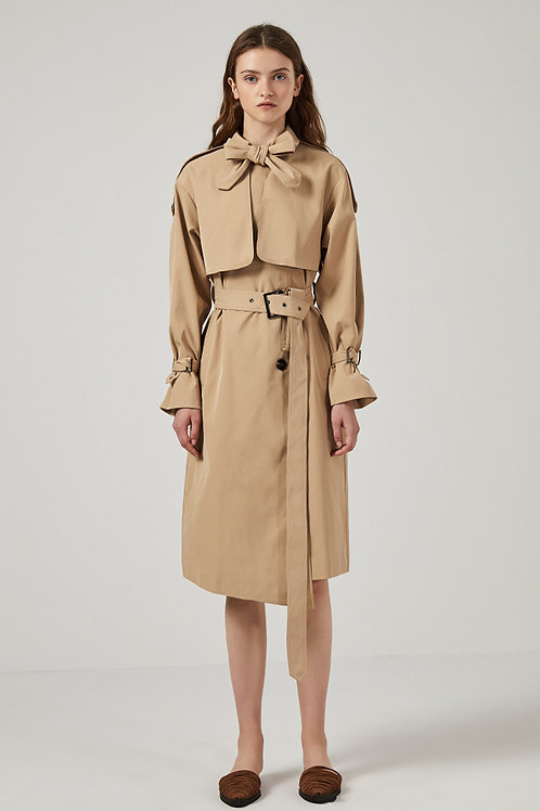Choose Party | Nadine Trench Coat