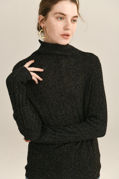 Ecru Emissary | Josephine Santoni Knitting Cashmere Sweater