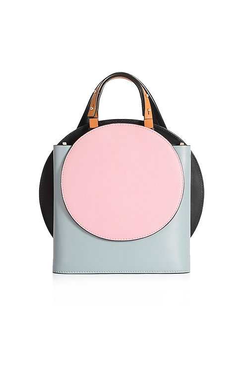 Incomplete | Baby Blue Circle Bag