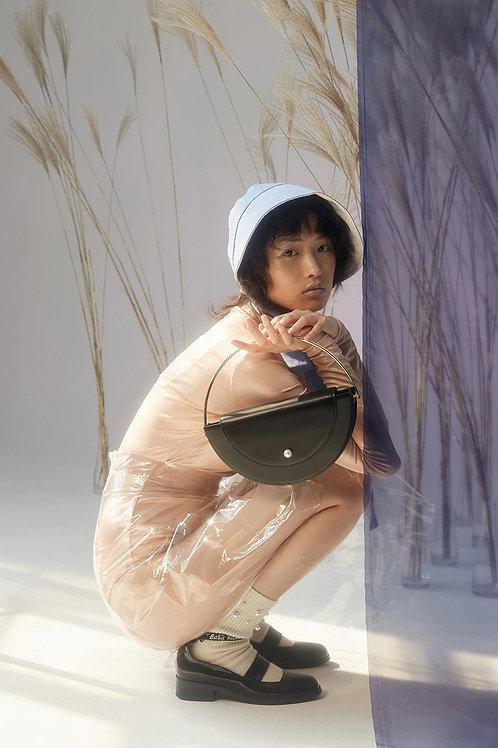 Kitayama Studio | Black Half Moon Bag