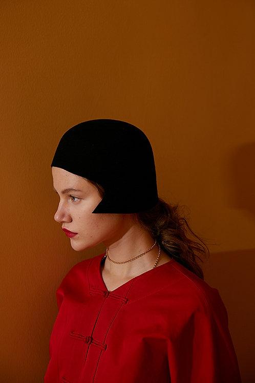 Rimless | Wool-felt hat