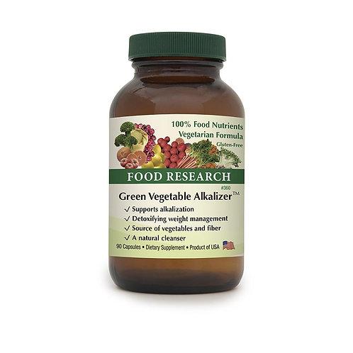 Green Vegetable Alkalizer