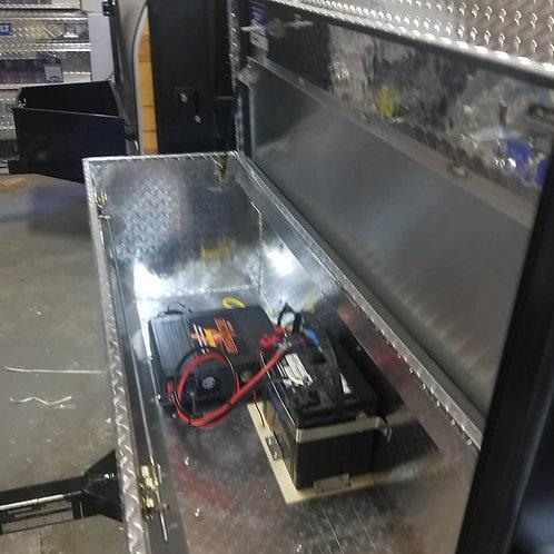 3000W Inverter Installed
