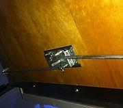 galley door lock