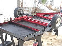 protect teardrop trailer frame