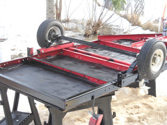protect teardrop trailer frame