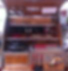 all birch interior teardrop trailer