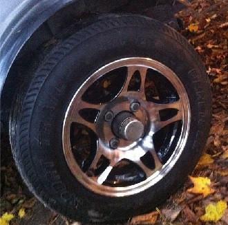 Trailer Tires Vs Regular Car Tires