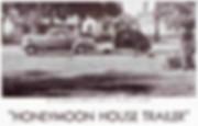 1930s original teardrop trailer