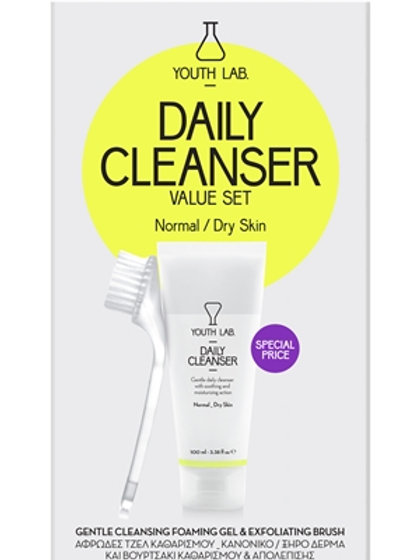 Daily Cleanser normal to dry skin Value Set
