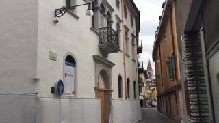 Restauro palazzo Barcelloni