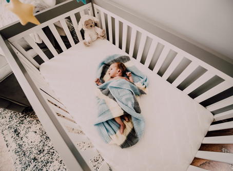 Why Won't My Baby Stay Asleep in The Crib?