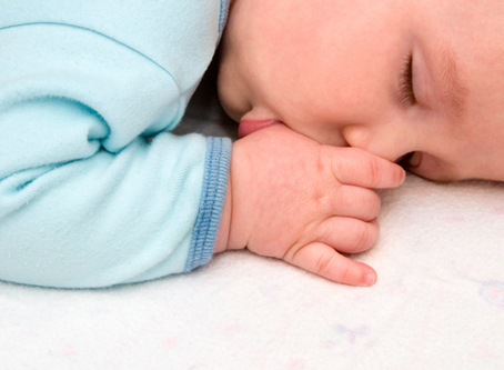 When is the best time to teach my baby to sleep?