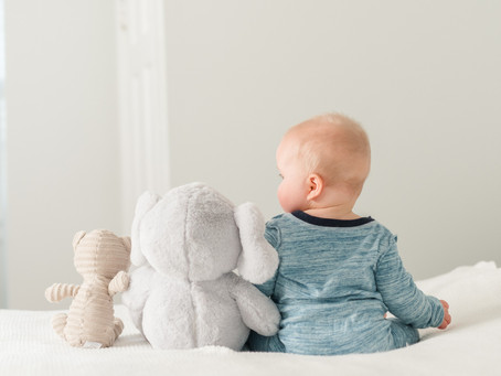 The Dreaded 4 Month Sleep Regression