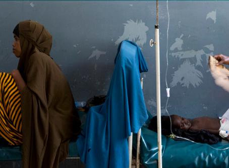 "''Cholera and Coronavirus: why we must not repeat the same mistakes"""