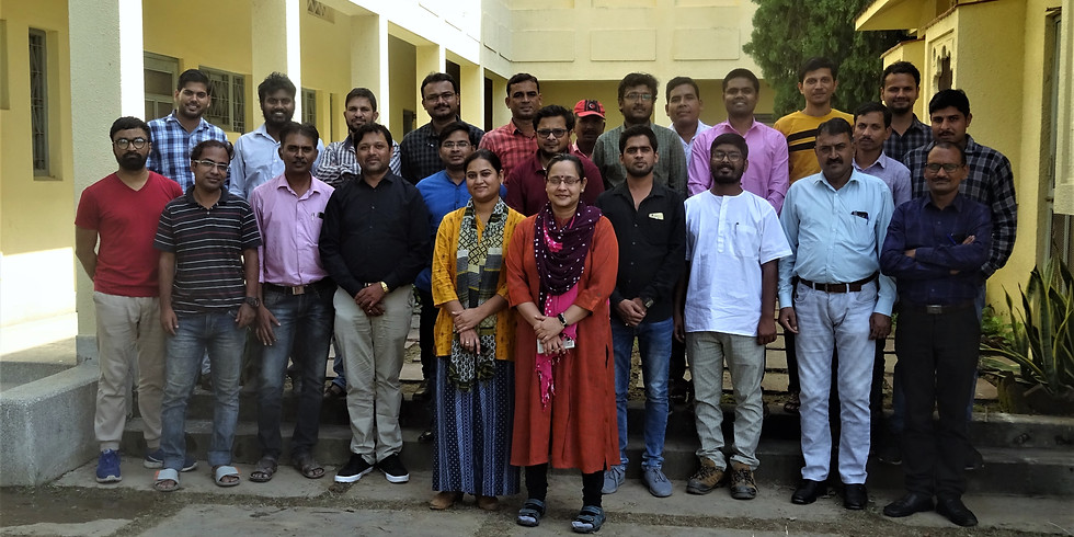 Capacity Building workshop  on the concept and application of Geographical Information System (GIS) and Remote Sensing (