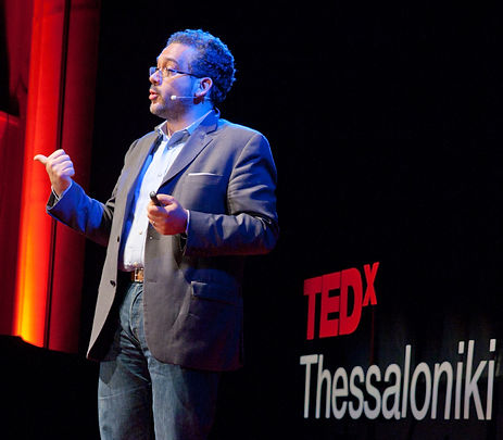 Michael G. Jacobides in a TEDx Talk