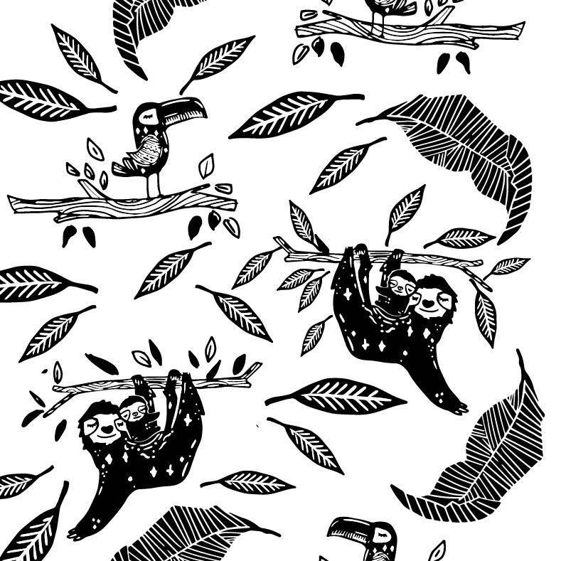 Sloth +Tucano