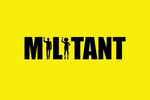 The Militant Tote