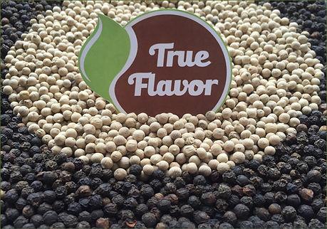 True Flavor Logo