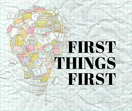 First Thing First (PDF Download)