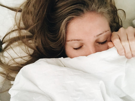 Rituals + Practices I swear by for a deeper sleep!