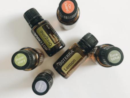 Essential Oils For Sickness!