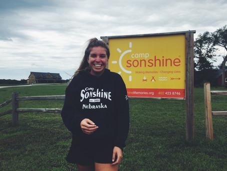 I belong at camp Sonshine.