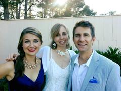 Bridget Hough, Maya Rothfuss, Keith Colclough