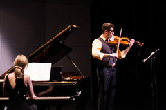 Jonathan Morgan and Bridget Hough
