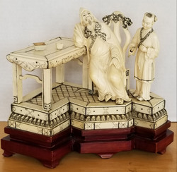 ivory trade 19th century fr