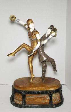 Crisalesantinas , Ivory ,Bronze,Marb