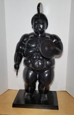 "Botero ""Gladiator"""