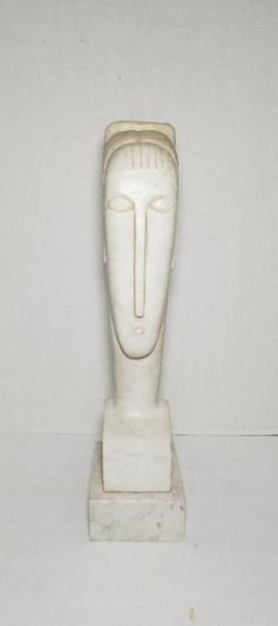 Amedeo Modigliani, Marble Sculpture