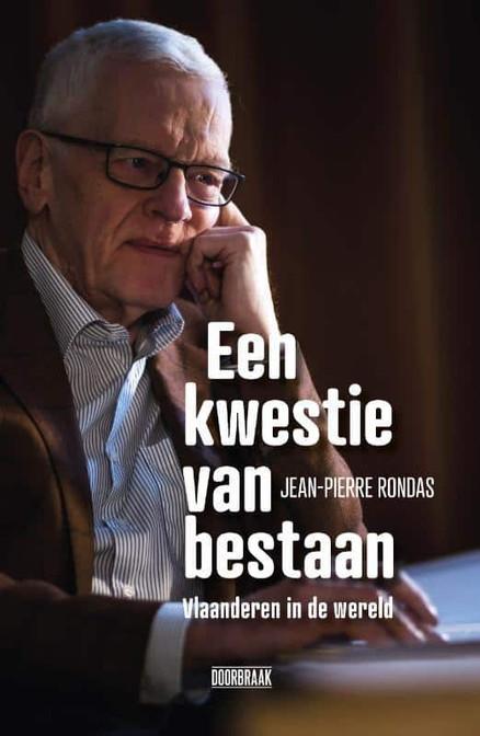 Boekcover Jean-Pierre Rondas Een kwestie van bestaan