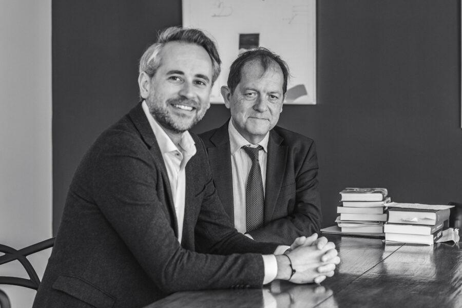 Met 'Over morgen' schreven Pieter Marechel en Rik Torfs de herstart vanuit het nieuwe centrum'