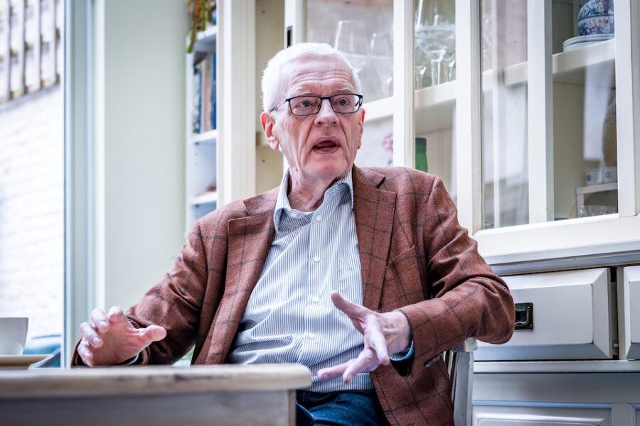 Jean-Pierre Rondas rekent af met politieke correctheid