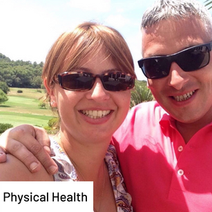 """""""The thought of getting active after childbirth was certainly a little daunting. The exercise and nutrition advice I recieved helped me to feel more energised in a very short period of time. This allowed me to keep the ball rolling with confidence."""""""